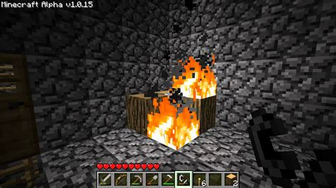 How To Make A Fireplace minecraft how to make a fireplace
