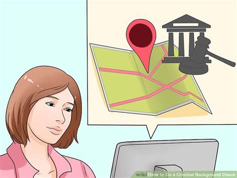 How To Do A Background Check How To Do A Criminal Background Check 12 Steps With