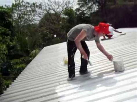 recubrimiento para techos recubrimiento en techo de chapa
