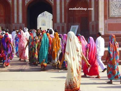 Kurti India Lengan Panjang oleh oleh khas india wajib bawa emak mbolang