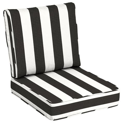 Home Depot Chair Cushions - home decorators collection 24 x 24 outdoor lounge chair