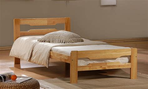 budget beds amelia solid wood single bed budget beds budget beds