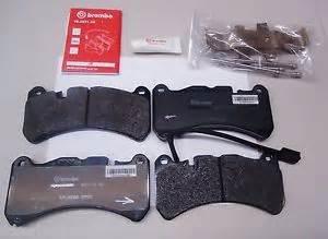Maserati Brake Pads Maserati Front Brake Pad Kit Oem 980156013 Ebay