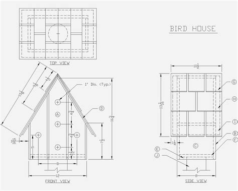 wooden bird houses plans how to build a wood bird house lee s wood projects