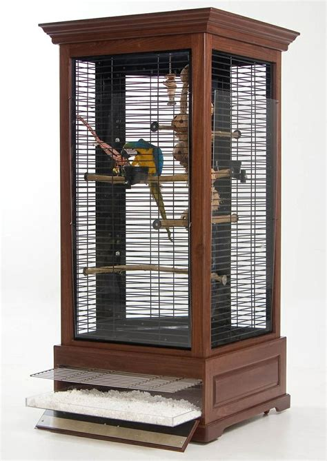 my kinda bird cage for parrots that is anyways more like