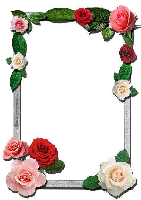 Undangan Flower 04 cadre en fleurs page 14
