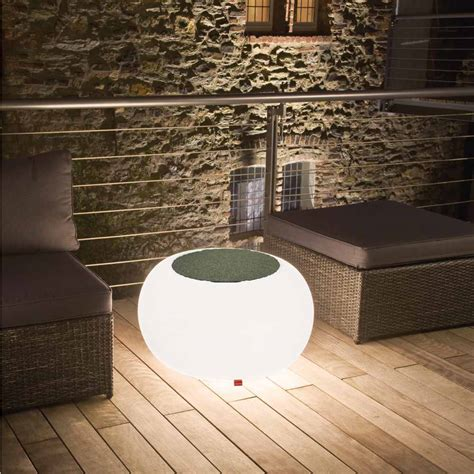 beleuchtung outdoor leuchthocker outdoor moree bei homeform de