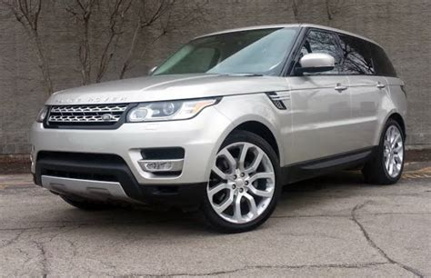 land rover truck 2015 test drive 2015 land rover range rover sport hse the