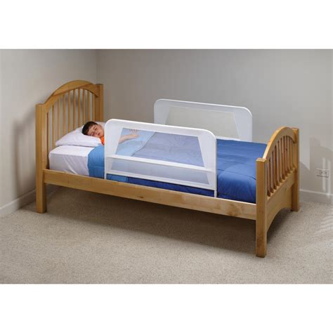 child s bed rail kidco 39 in childrens bed rail double pack br303 the