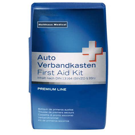 Verbandskasten Auto Apotheke premium verbandkasten auto shop apotheke at