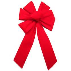 red velvet bows outdoor christmas bows outdoor bright