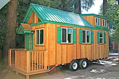 small homes on wheels lloyd s blog new tiny home on wheels for sale in santa
