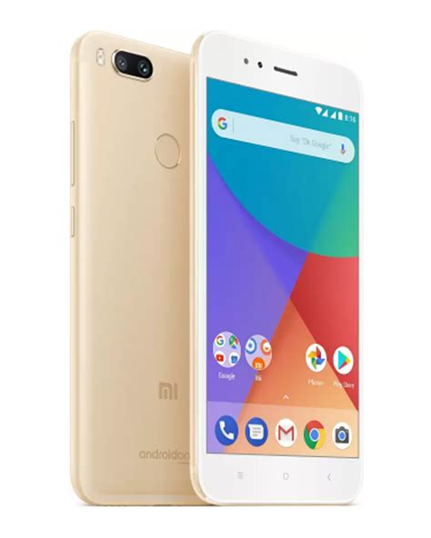 xiaomi mi a1 specifications features price xiaomi mi a1