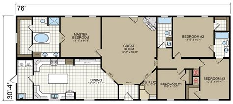 Champion Homes Floor Plans by Innovation He 3806 Atlantic Homes Champion Homes