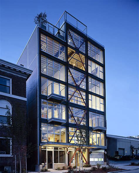 capitol hill seattle loft apartment building cool architectural stuff seattle