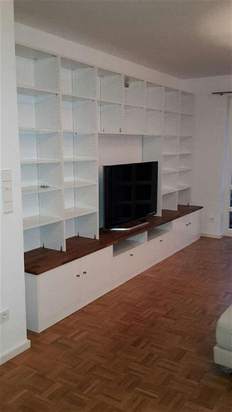 ikea regal bücher eckregal k 252 che holz