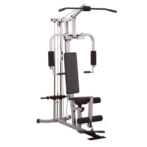 powerline phg1000x home plate loaded compact fitness