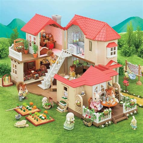 sylvanian haus 25 best ideas about sylvanian families on diy