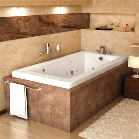 atlantis whirlpools 4260vnwr jet bathtub traditional