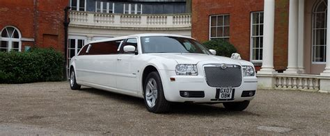 White Chrysler 300c by Rent A White Chrysler Limo 300c Baby Bentley Rent A Limo