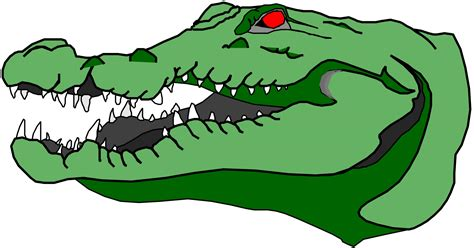 crocodile clipart 100 alligator black and white clip images