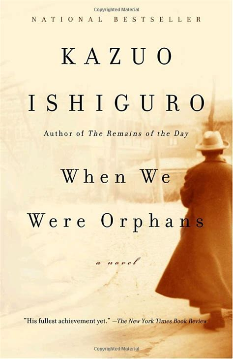 when we were orphans we always like to keep our children in a by kazuo ishiguro like success