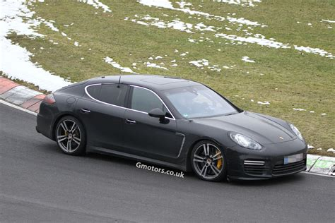 Porsche Panamera Facelift by 2014 Porsche Panamera Facelift