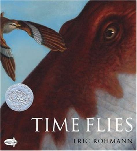 time flies by eric rohmann reviews discussion