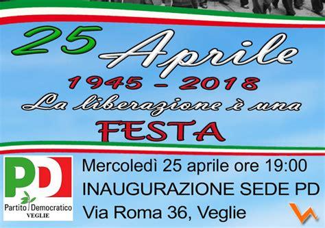 sede pd il 25 aprile si inaugura la nuova sede circolo pd di