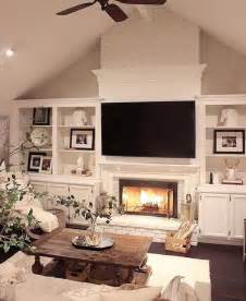 Livingroom Fireplace by 25 Best Ideas About Built In Shelves On Pinterest