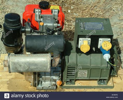 generator and alternator diesel petrol gasoline benzene