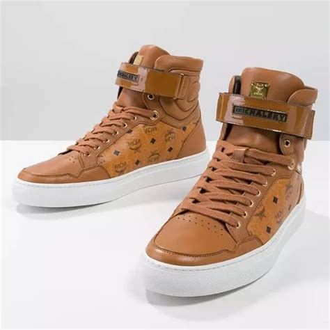 mcm mens sneakers mcm high tops shoes in 398633 for 89 40 wholesale