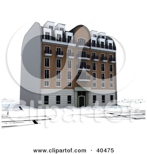 Apartment Building Blueprints by Royalty Free Stock Illustrations Of Buildings By Frank