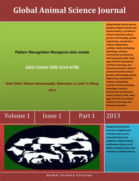 pattern recognition journal review pattern recognition receptors mini review pdf download