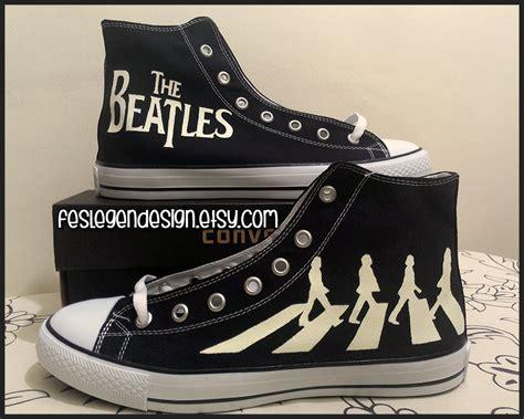 beatles sneakers the beatles images the beatles road custom