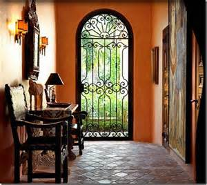 Spanish Style Home Interior by Design Ideas For Spanish Home Decor Hometone