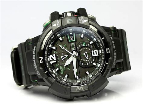 Casio G Shock Gw A1100 Original Garansi Resmi jual g shock gw a1100 1a3dr jam tangan casio ayo
