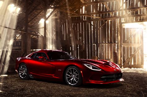 srt viper coupe  cartype