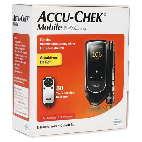 Accu Mobil accu chek mobile set mg dl iii 1 st 252 ck bestellen medpex versandapotheke