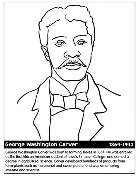 coloring pages booker t washington free coloring pages of booker t washington