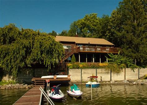 Finger Lakes Cottage Rentals by Honeoye Lake Vacation Rentals Mahogany Ridge Finger Lakes Rentals Lakeside Honeoye Lake