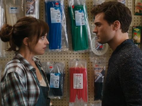 fifty shades of grey first full scene released fifty video fifty shades of grey has released its first full