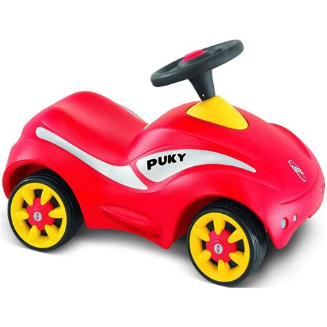 toy car puky racer toy car red 1803 bike24
