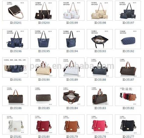 Name That Purse by Michael Kors Purse Names Of