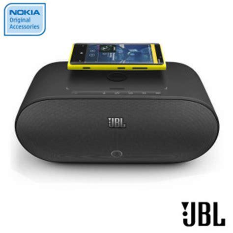 Speaker Hp Nokia nokia jbl powerup qi wireless charging speaker md 100wbk black