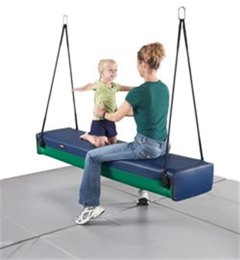occupational therapy swing therapy swing pediatric physical therapy pinterest