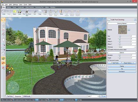 home design software kostenlos realtime landscaping architect 2014 download chip