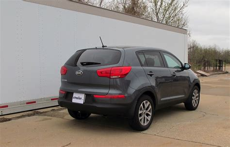 Kia Sportage Towing by Curt Trailer Hitch For Kia Sportage 2014 C13120