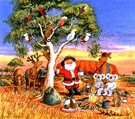 Australian Christmas Traditions ? The Keeper of Stories