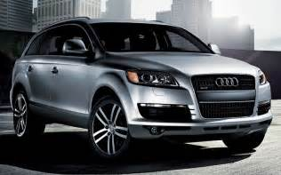 Audi Rq7 Car Audi Q7 Happy Driver Happy Family